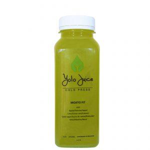 Mojito Fit est une limonade verte désaltérante