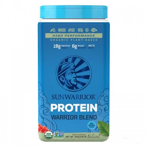Protéine végétale de la marque warrior blend